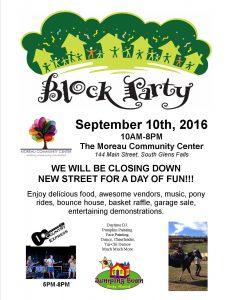 2016 - MCC Block Party